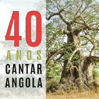40 Anos a Cantar Angola - CD