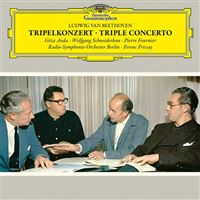 Beethoven: Triple Concerto - LP 12''