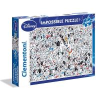 Puzzle 101 Dalmatas (1000 peças)