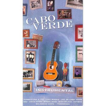 Cabo Verde Instrumental (Edição Especial CD+LIVRO)