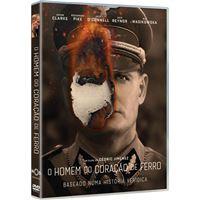 O Homem do Coração de Ferro - DVD
