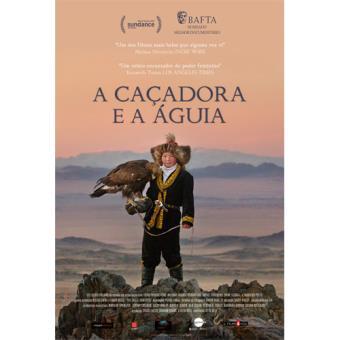 A Caçadora e a Águia (DVD)