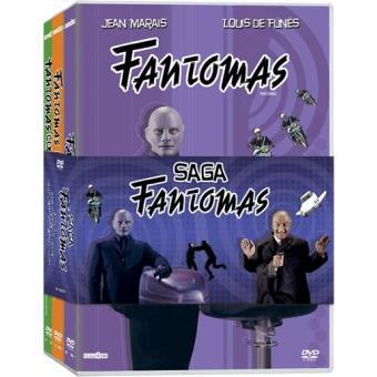 Pack Fantomas - 3 Filmes