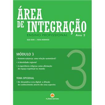 Área de Integração III – Módulo 3 – Ano 2 - Manual do Aluno