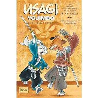 Usagi yojimbo volume 31: the hell s