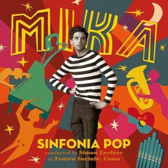 Sinfonia Pop (Limited Edition DVD+2CD)