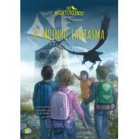 Os Aventureiros - Livro 8: O Moinho Fantasma