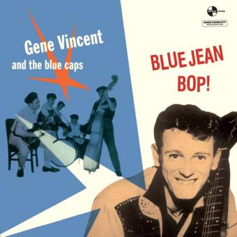 Blue Jean Bop! (180g) (Limited Edition) + 2 Bonustracks