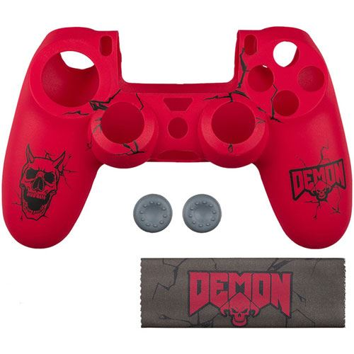 Kit Silicone INDECA PS4 Demon