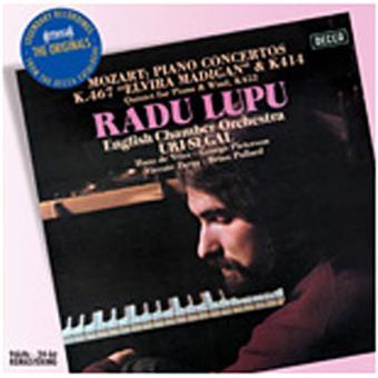 MOZART-CONCERTOS PARA PIANO 12 E 21