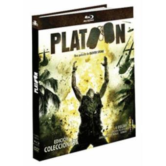 Platoon - Edição de Colecionador (Blu-ray + Livro)