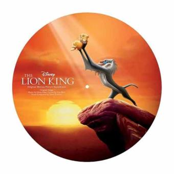 BSO The Lion King (Picture Disc)