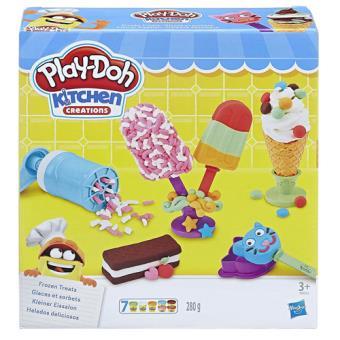 Play-Doh Gelados Deliciosos - Hasbro