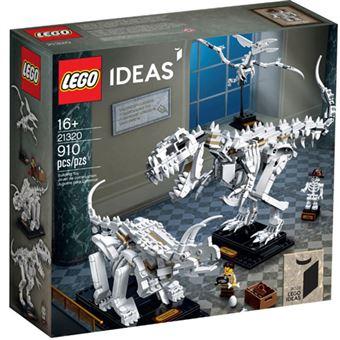 LEGO Ideas 21320 Fósseis de Dinossauros