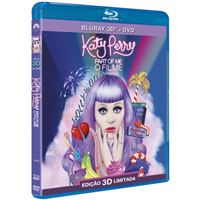 Katy Perry: Part of Me - Blu-ray 3D + DVD