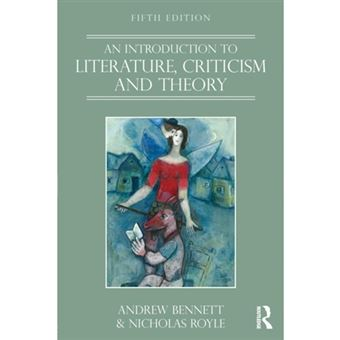Introduction to literature, critici