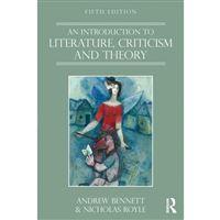 Introduction to literature, critici