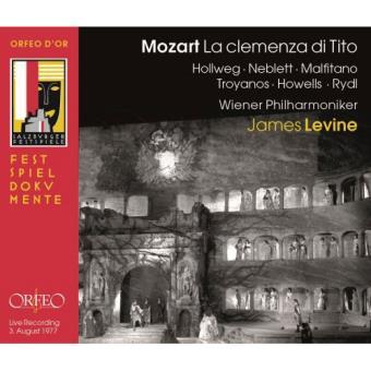 Mozart: La clemenza di Tito, K621 - CD