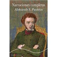 Narraciones completas-pushkin