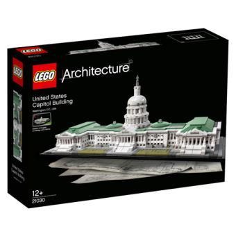 LEGO Architecture 21030 Edifício do Capitólio dos Estados Unidos
