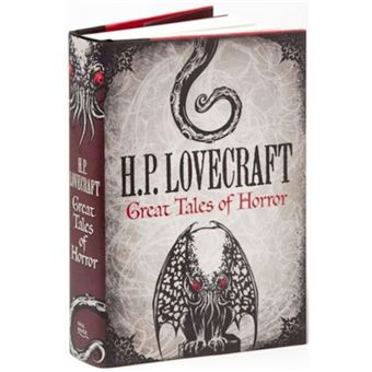H. p. lovecraft: great tales of hor