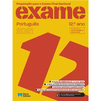Preparação para o Exame Final Nacional - Português 12º Ano 2019