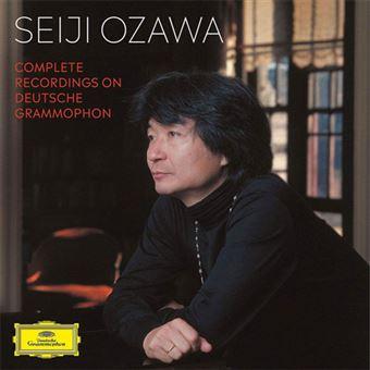 Seiji Ozawa: The Complete Deutsche Grammophon Recordings - 50CD