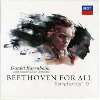 Beethoven For All | Integral das Sinfonias (5CD)