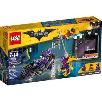 The LEGO Batman Movie 70902 A Perseguição de Gatocicleta da Catwoman