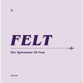 The Splendour of Fear - CD + 7''