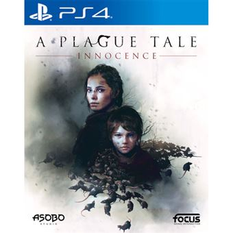 A Plague Tale: Innoncence - PS4