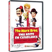 Uma Noite em Casablanca - DVD
