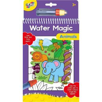 Magia com Água: Animais