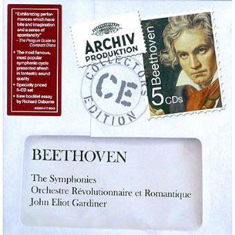 Beethoven | Symphonies Nos.1-9 (5CD)