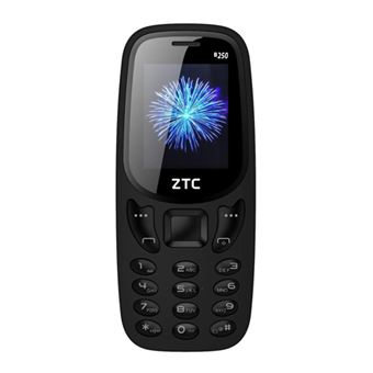 Telemóvel ZTC B250 Dual Sim - Preto