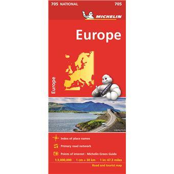 Mapa Nacional Europa 2019