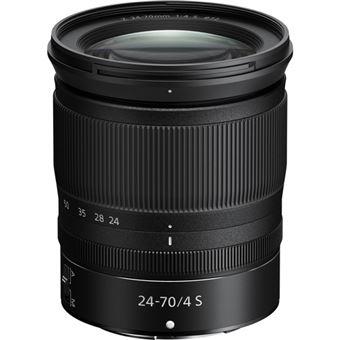 Objetiva Nikon NIKKOR Z 24-70mm f/4 S