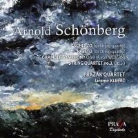 Pražák Quartet play Schoenberg