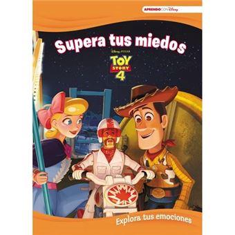 Toy story 4-supera tus miedos-explo
