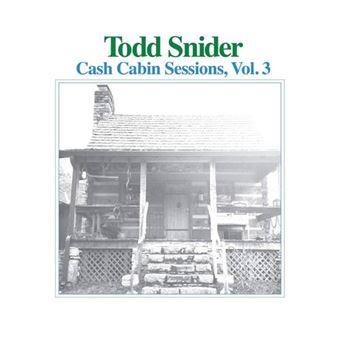Cash Cabin Sessions Vol 3 - CD