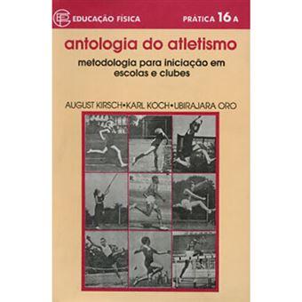 Antologia do Atletismo