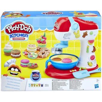 Play-Doh  Batedeira Sobremesas - Hasbro