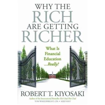 why the rich are getting richer robert kiyosaki pdf