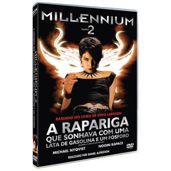 Millennium 2 - A Rapariga que sonhava com uma lata de gasolina e um fósforo