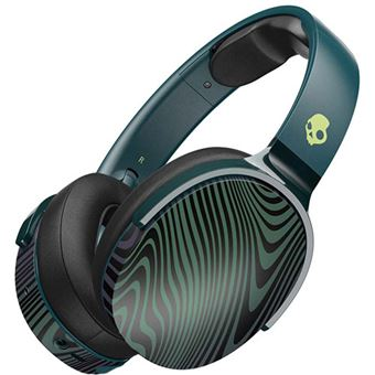 Auscultadores Bluetooth Skullcandy Hesh 3 - Psycho Tropical