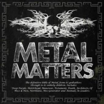 Metal Matters (2CD)