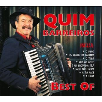 Best of Quim Barreiros (3CD)