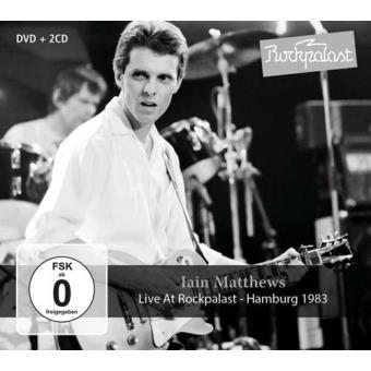 Live at Rockpalast 1983 (DVD+2CD)