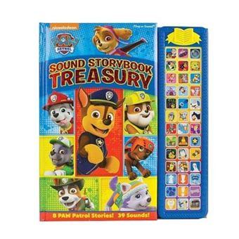 Paw patrol sound storybook treasury