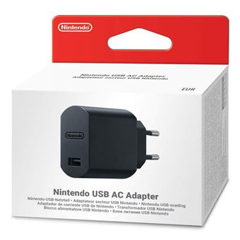 Adaptador AC USB Nintendo